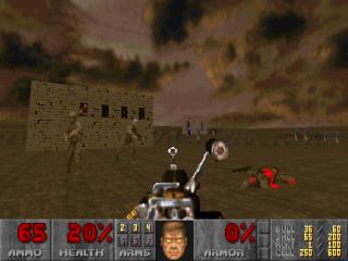 Marine Doom 3