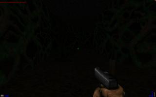V temné džungli