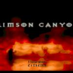 Crimson Canyon