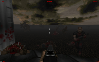 Zombies útočí