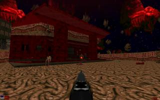 Level 2 - nepřítel před branami
