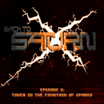 Back to Saturn X - Episode II - Tower in the Fountain of Sparks
