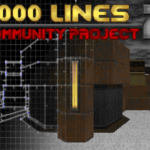 1000 Lines 2 - Community Project